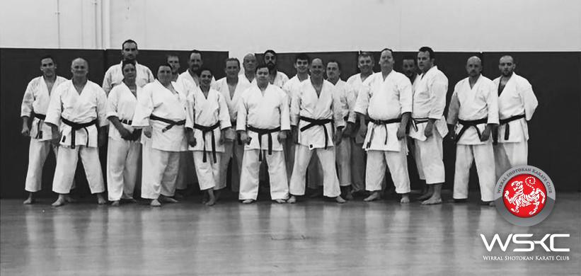 Wirral Shotokan Karate - Members Photo June 2016